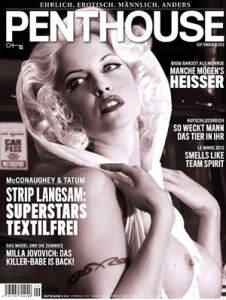 Biggi-Bardot-auf-dem-Penthouse-Cover