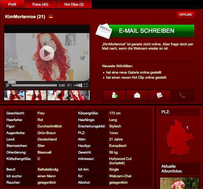 Profil-von-KimMortenroe-auf-Visit-X